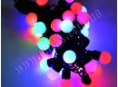 Гирлянда LED Big Ball Garland 40 LED RGB IP54