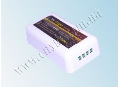 Блок диммера 12A RF 4 zone WHITE (MI-Light)
